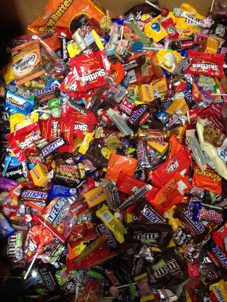 2013 Halloween Candy Buyback Event