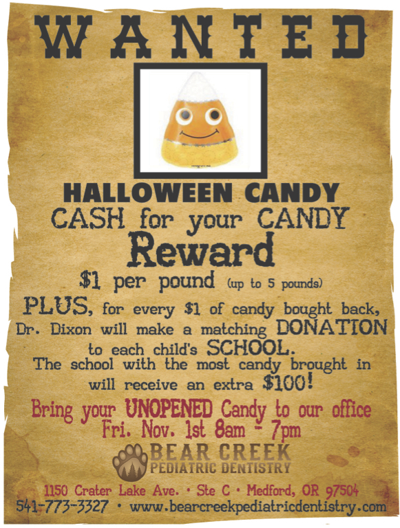 candy buyback